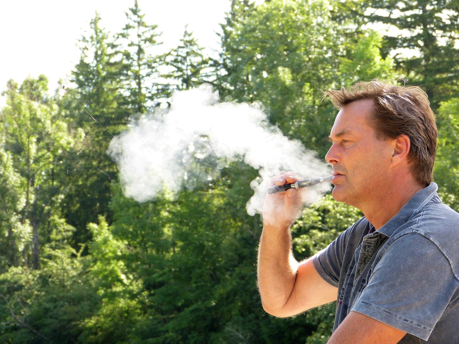e-papierosy powodują raka?